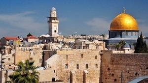 Pays et marchés du monde (Israël : Jérusalem)